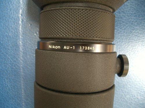 Nikon 400mm f/4.5 + AU-1 (transit de Vénus, 06 juin 2012) Nikon01