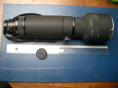Nikon 400mm f/4.5 + AU-1 (transit de Vénus, 06 juin 2012) Nikon04