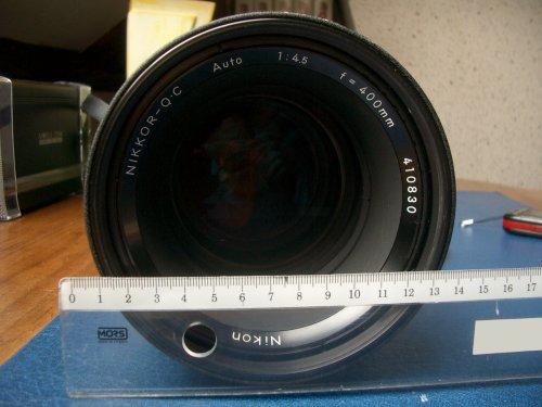 Nikon 400mm f/4.5 + AU-1 (transit de Vénus, 06 juin 2012) Nikon08
